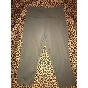 High Rise High Waisted Leggings